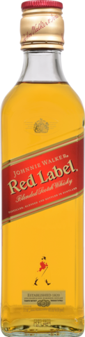 null Johnny Walker Red Label 375ML