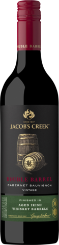 null Jacobs Creek Double Barrel Cabernet Sauvignon 750ML