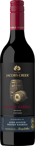 null Jacobs Creek Double Barrel Shiraz 750ML
