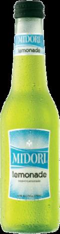null Midori Lemonade Bottle 4X275ML