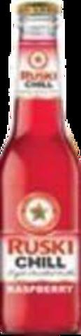 null Ruski Raspberry Bottle 4X275ML