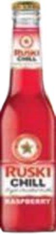 null Ruski Raspberry Bottle 24X275ML