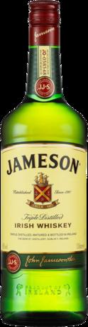 null Jameson Irish Whiskey 1LT