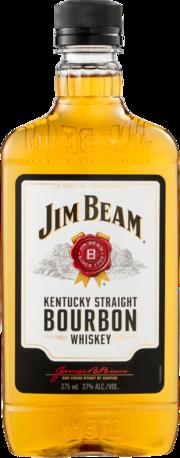 null Jim Beam White 375ML