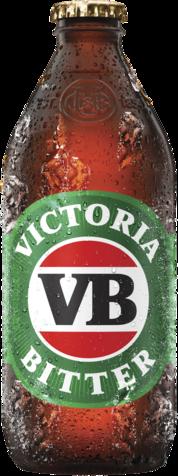 Victoria Bitter Bottle 1X375ML