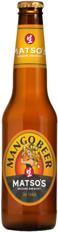 null Matsos Mango Beer Bottle 24X330ML