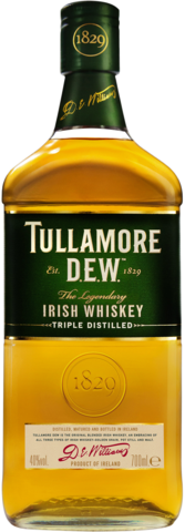 null Tullamore Dew Irish Whiskey 700mL