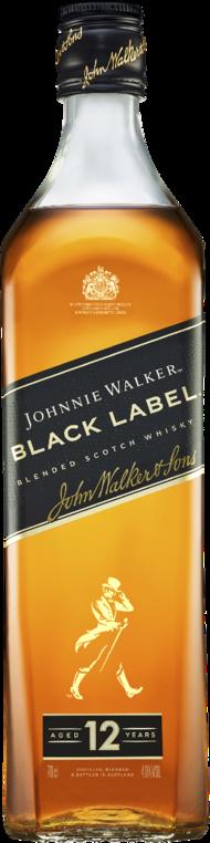 Johnnie Walker Black Label 12YO 700ML