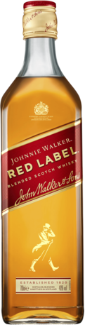 null Johnnie Walker Red Label Blended Scotch Whisky 700mL