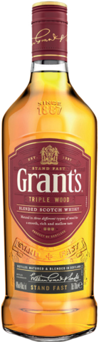 null Grant's Triple Wood Blended Scotch Whisky 700mL