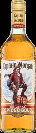 null Captain Morgan Spiced 700ML