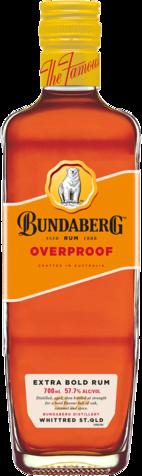 null Bundaberg Rum Op 700ML