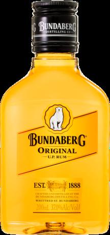 null Bundaberg Rum U/P 375ML