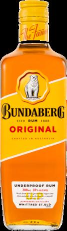 null Bundaberg Rum U/P 700ML