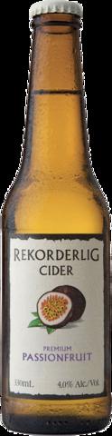 null Rekorderlig Cider Passionfruit 4 x 330mL