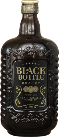 null Black Bottle Brandy 700ML