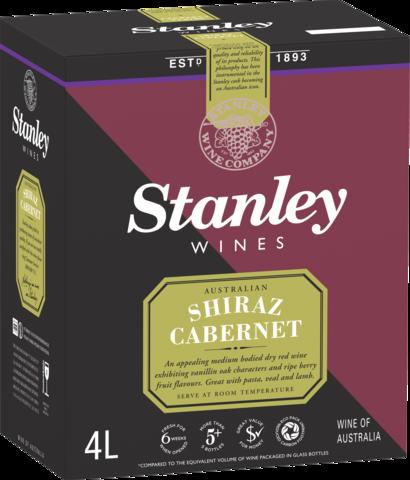null Stanley Shiraz Cabernet Cask 4LT