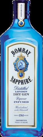 null Bombay Sapphire Gin 700ML
