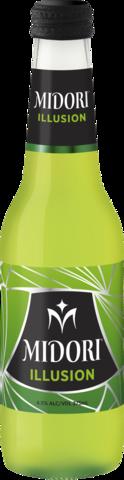 null Midori Illusion Bottle 24X275ML