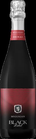 null McGuigan Black Sparkling Shiraz 750ML