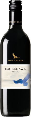 null Wolf Blass Eaglehawk Merlot 750mL