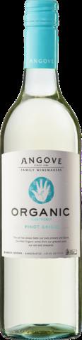 null Angove Organic Pinot Grigio 750ML