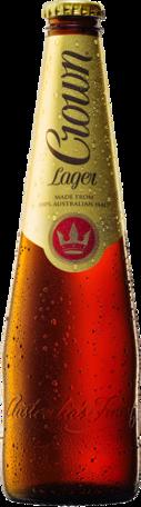 null Crown Lager Bottle 1X375ML