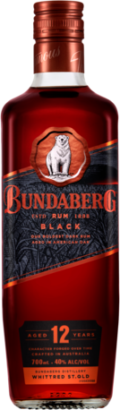 null Bundaberg Black Label 700ML