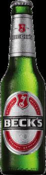 null Becks Beer Bottle 6X330ML
