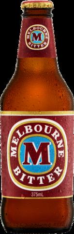 null Melb Bitter Bottle 24X375ML