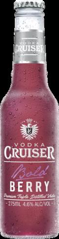 null Vodka Cruiser Boldberry Btl 4x275ML