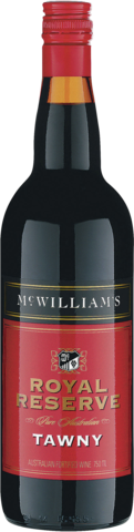null McWilliams Royal Reserve Tawny 750ML
