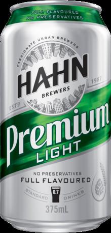 null Hahn Premium Light Can 6X375ML