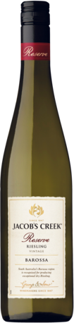 null Jacobs Creek Reserve Riesling 750ML