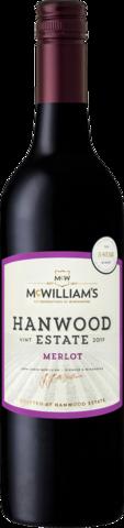 null McWilliams Hanwood Merlot 750ML