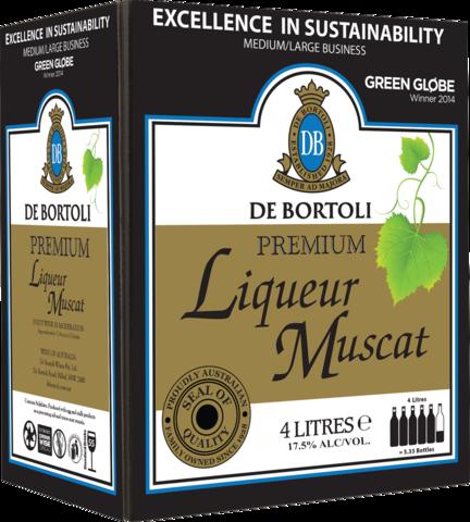 null De Bortoli  Liqueur Muscat Cask 4LT