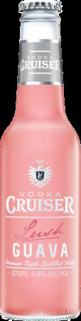 null Cruiser Vodka & Lush Guava 4X275ML
