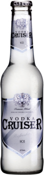 null Cruiser Vodka & 4.6% Ice Bottle 4X275ML