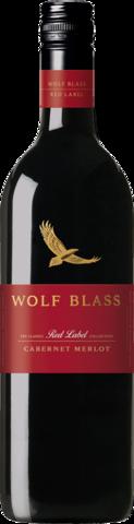 null Wolf Blass Red Cabernet Merlot 750ML