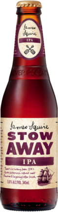 null James Squire India Pale 24X345ML