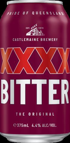 null XXXX Bitter Can 30X375ML