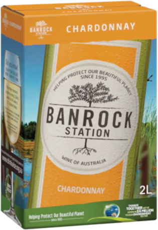 null Banrock Station Chardonnay Cask 2LT