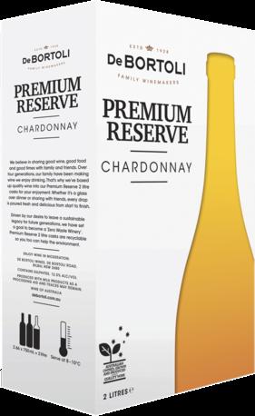 null De Bortoli Reserve Chardonnay Cask 2LT