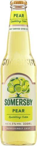 null Somersby Pear 24 Pack 330mL