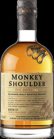 null Monkey Shoulder  Blended Malt Whisky 700mL