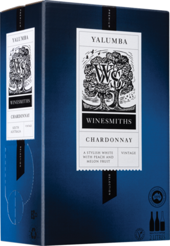 null Winesmiths Premium Selection Chardonnay Cask 2LT