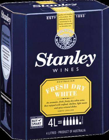 null Stanley Fresh Dry White Cask 4LT