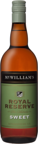 null McWilliams Royal Reserve Sweet Sherry 750ML
