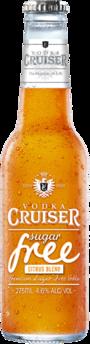 null Cruiser Vodka & No Sugar Citrus 4X275ML