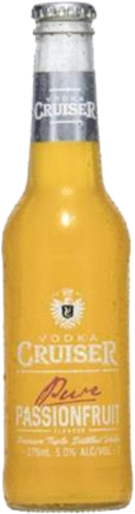 null Cruiser Vodka & Passionfruit Bottle 4X275ML